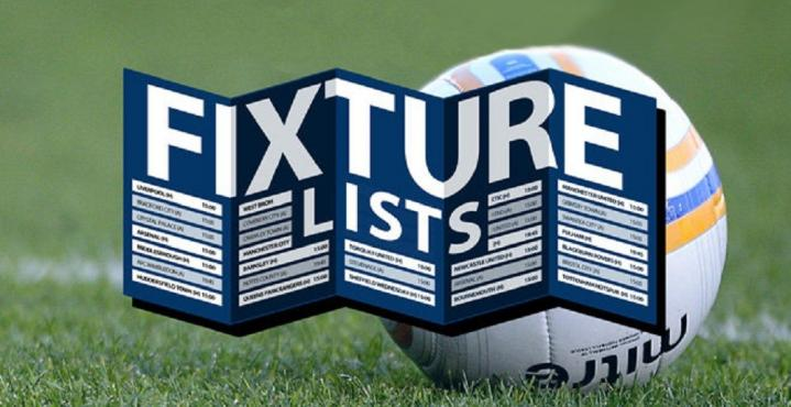 Opening fixtures of the season released