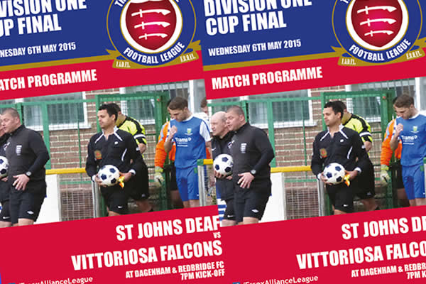 St Johns and Vittoriosa Falcons kick off cup final season tomorrow